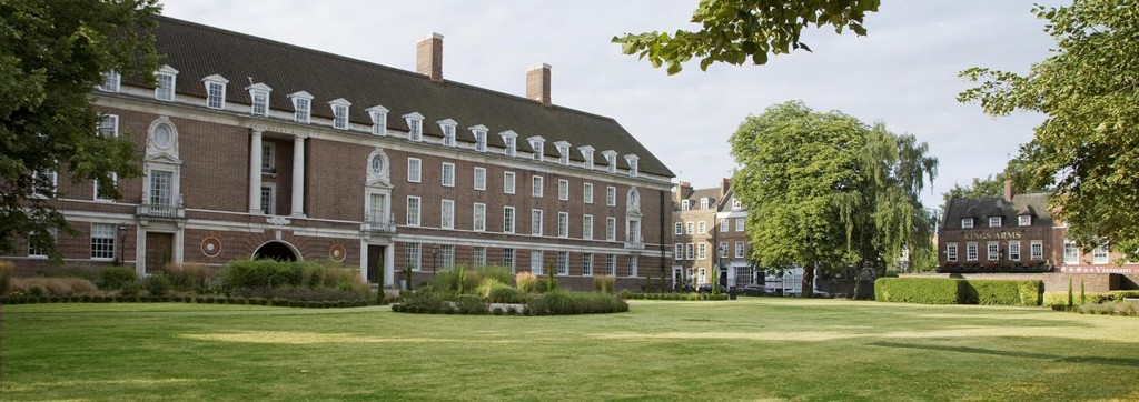 Devonport House Hotel, Greenwich