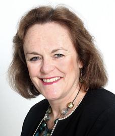 Sarah Perrott, President of BAPT